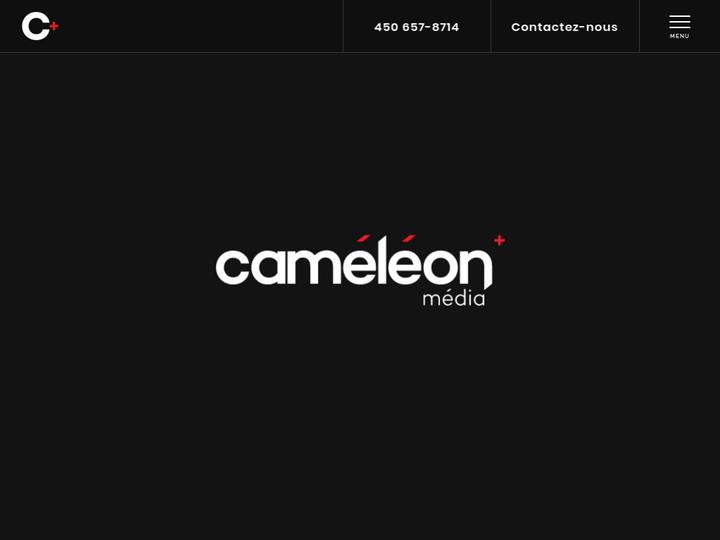 Agence Web Montréal - Caméléon Média