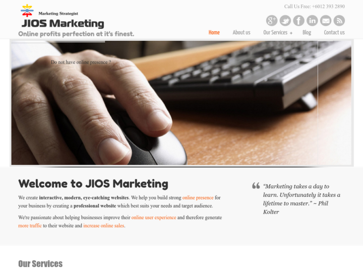 JIOS Marketing