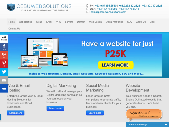 Cebu Web Solutions