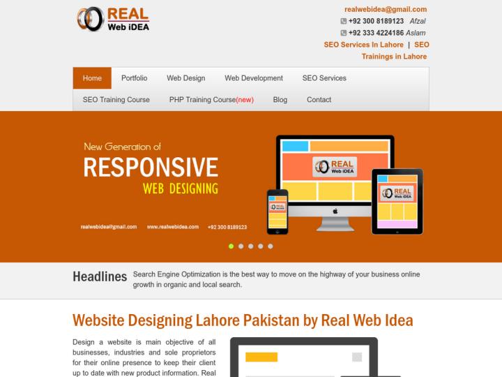 Real Web Idea