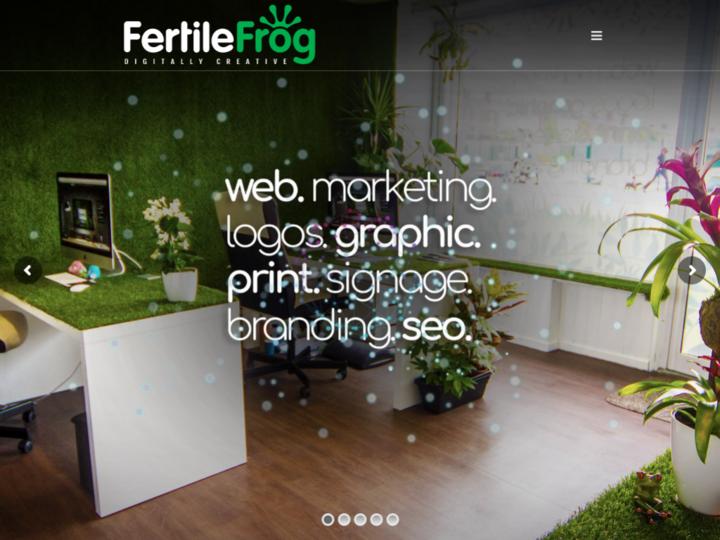 Fertile Frog