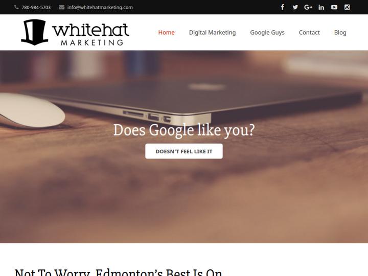White Hat Marketing