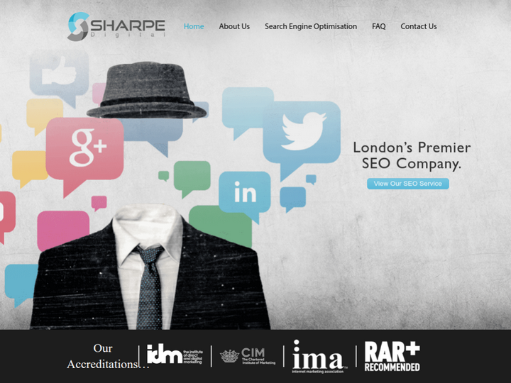 Sharpe Digital
