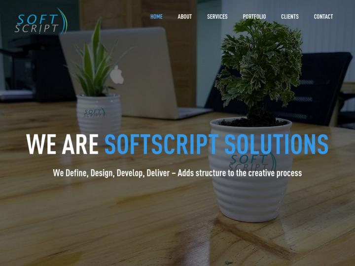 Softscript Solutions Pvt. Ltd