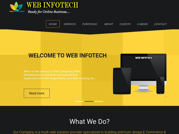 Web Infotech