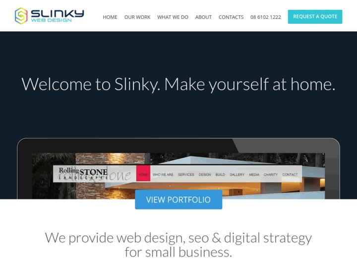 Slinky Web Design