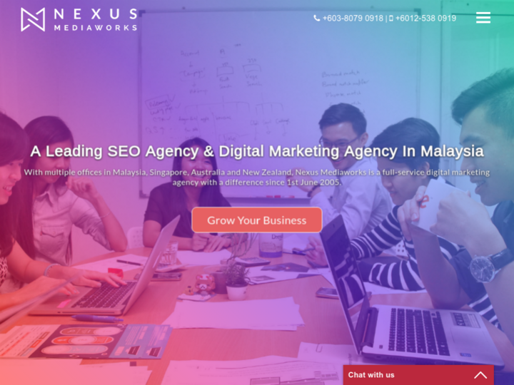 Nexus Mediaworks International Sdn Bhd