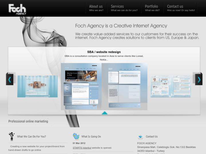 Foch Agency