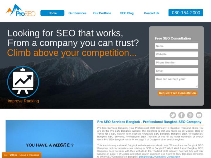 Pro SEO Services