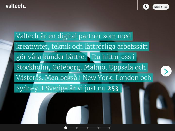 Valtech Sweden