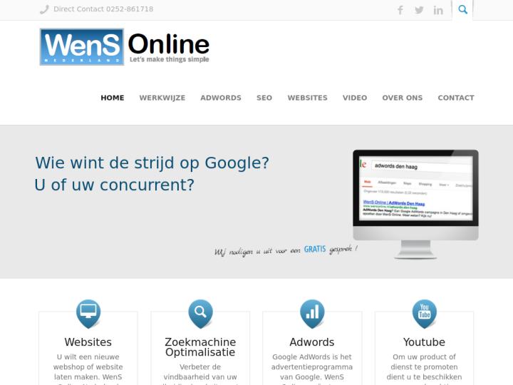 WenS Online