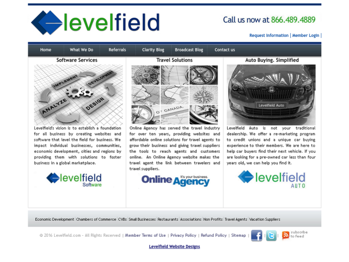 Levelfield