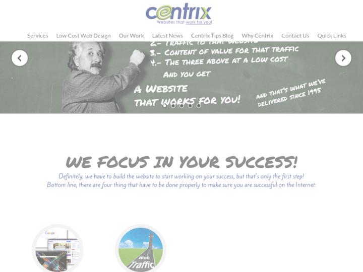Centrix Corp.
