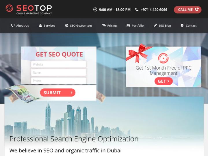 Seotop SEO Company