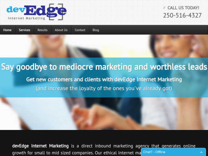DEVEDGE INTERNET MARKETING
