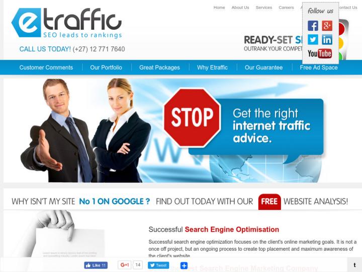 Etraffic SEO Agency