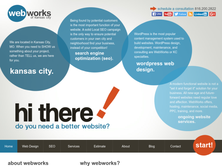 Web Works of Kansas City