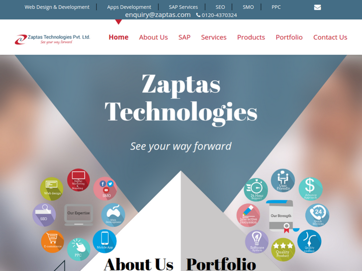 Zaptas Technologies Pvt Ltd