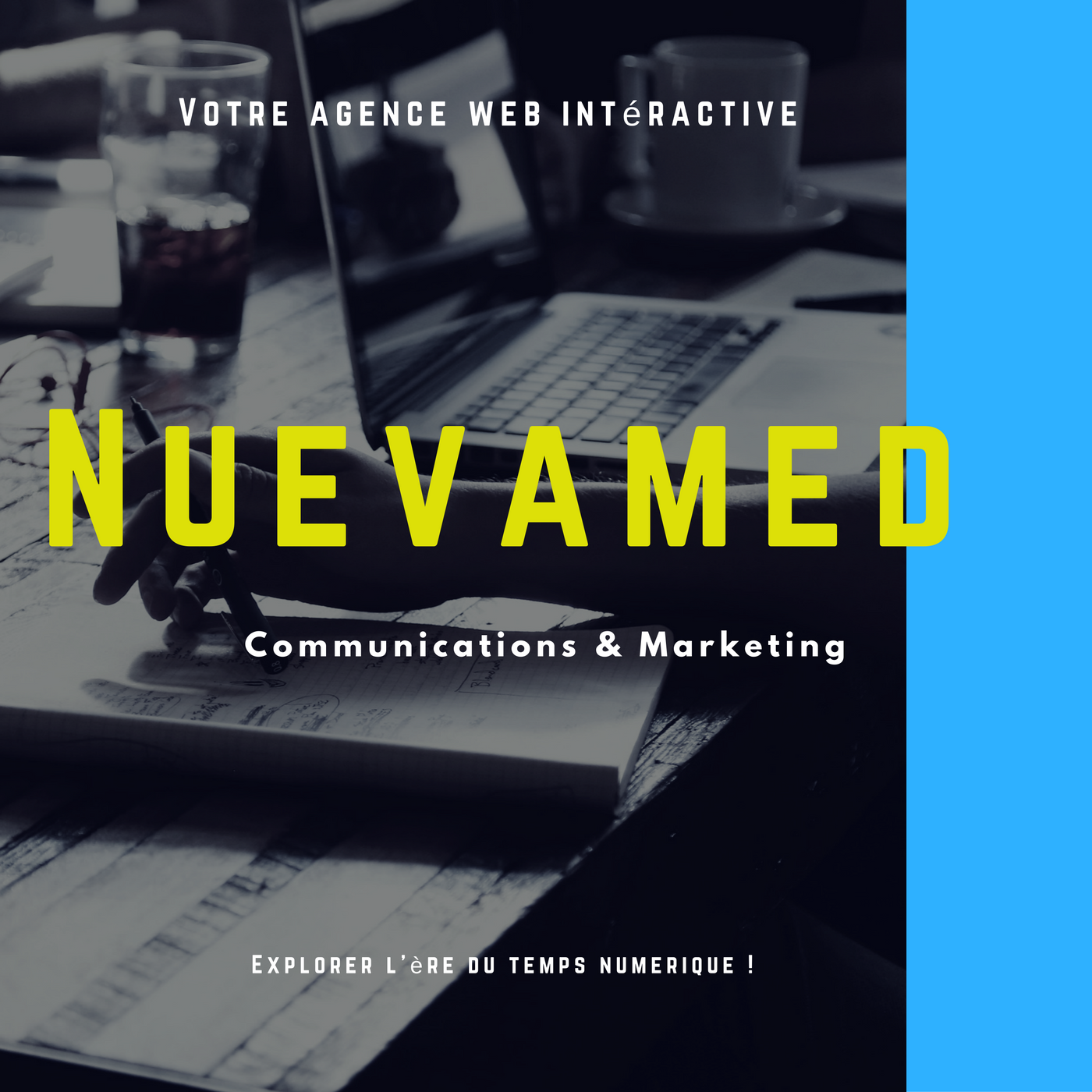 Nuevamed Communications