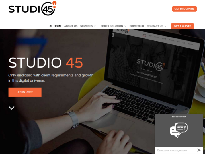 Studio45 - SEO Company in Ahmedabad - India