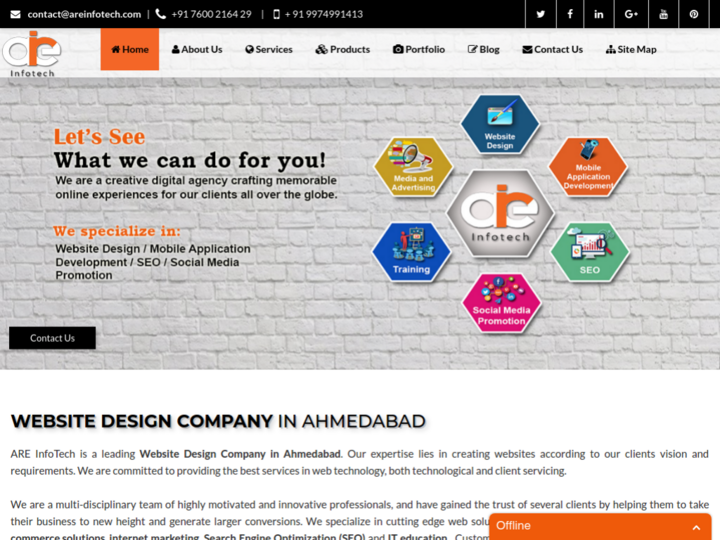 ARE InfoTech
