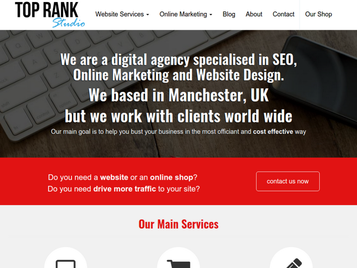 Top Rank Studio Ltd