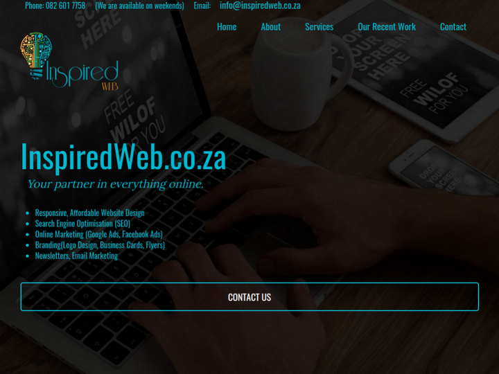 Inspired Web