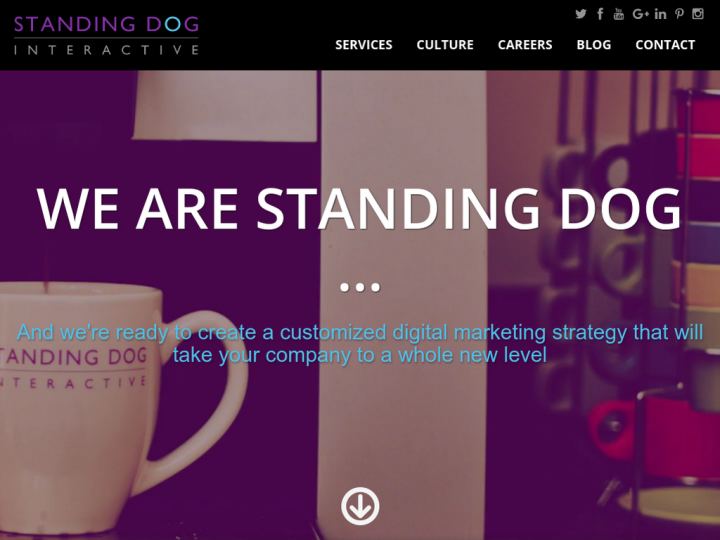 Standing Dog Interactive