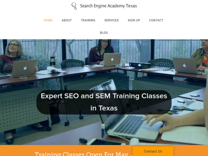 Search Engine Academy Texas