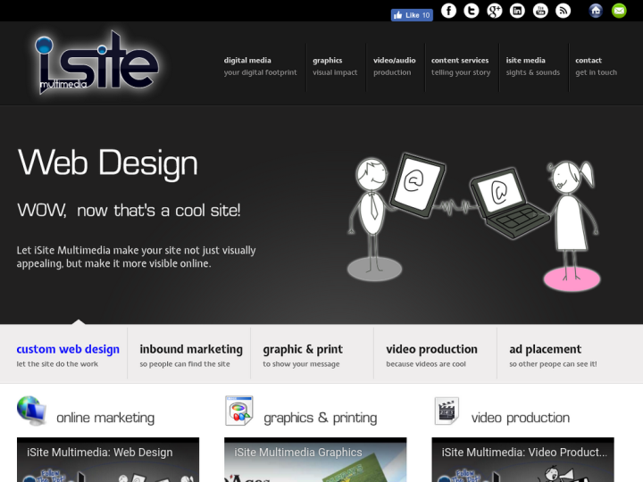 iSite Multimedia