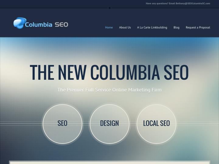 Columbia SEO