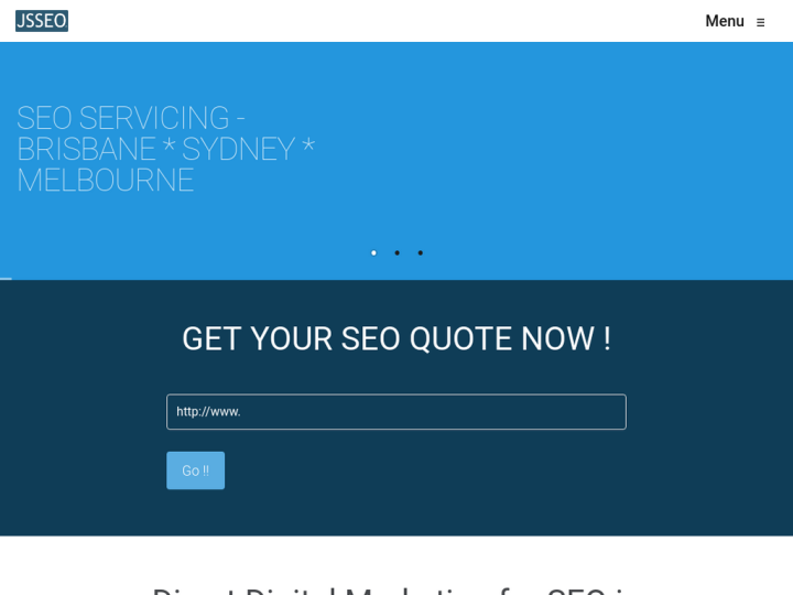 Jared Smith SEO Pty Ltd
