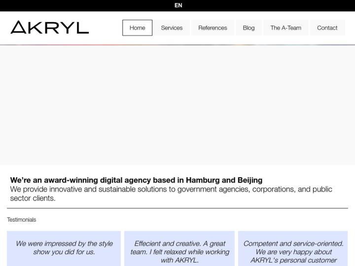 AKRYL digital agency
