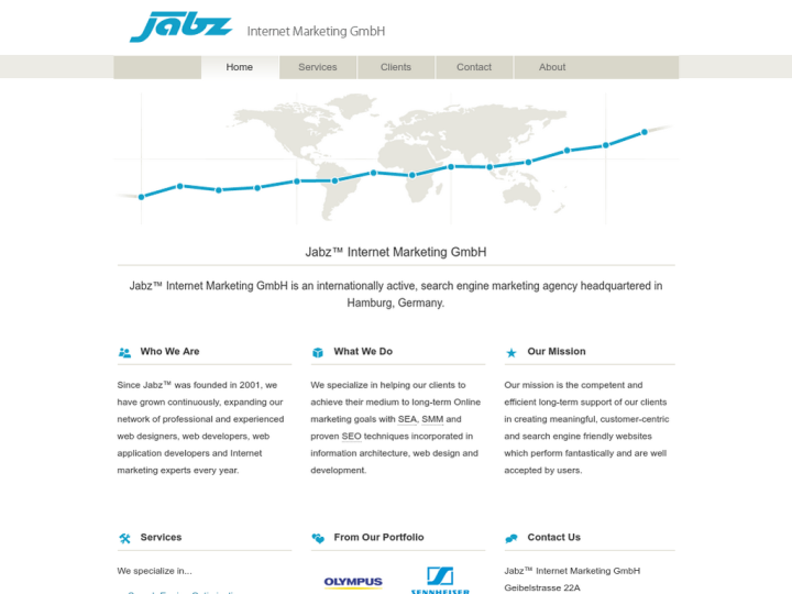 Jabz Internet Marketing