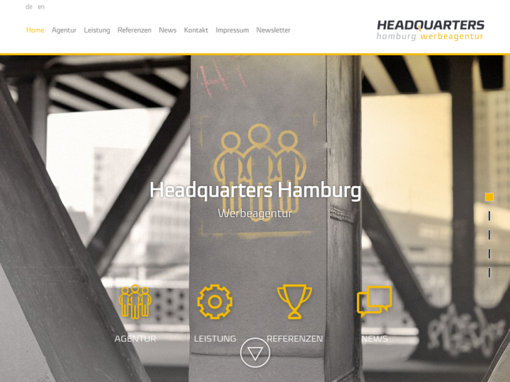 Headquarters Hamburg