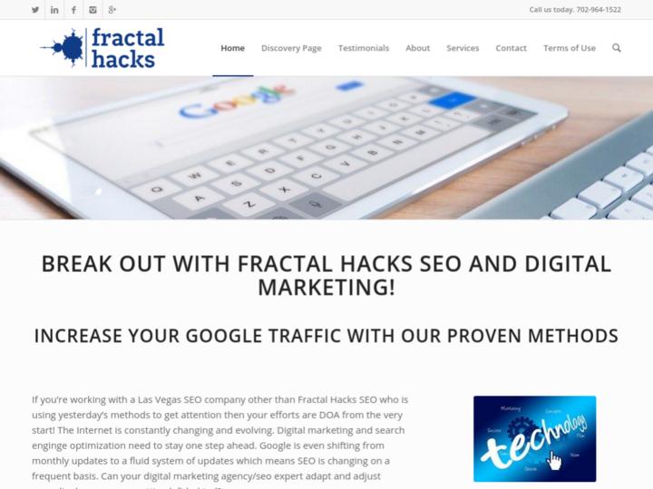 Fractal Hacks