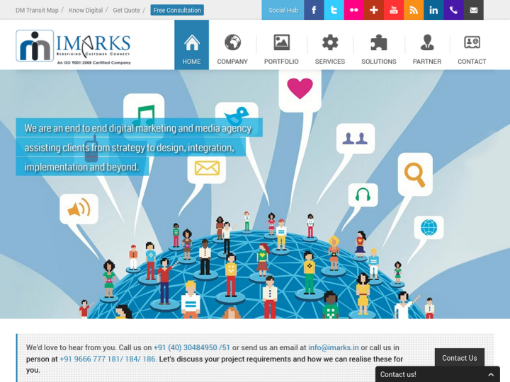 IMarks Digital Solutions