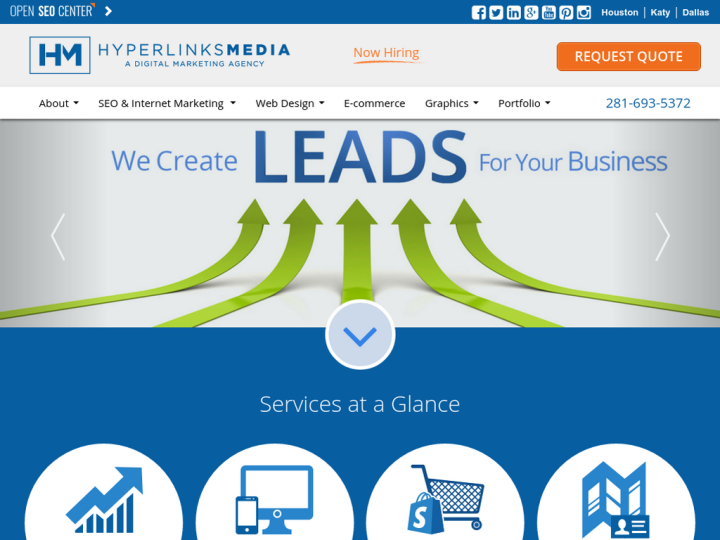 Hyperlinks Media