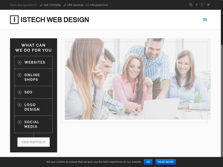 Istech Web Design