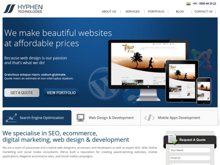 Hyphen Technologies P. Ltd.