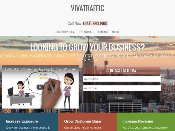 Viva Traffic SEO Company NYC