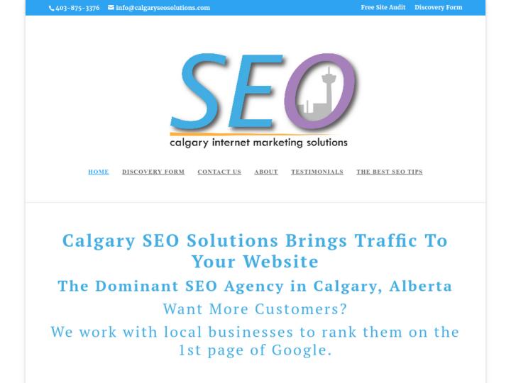 Calgary SEO Solutions