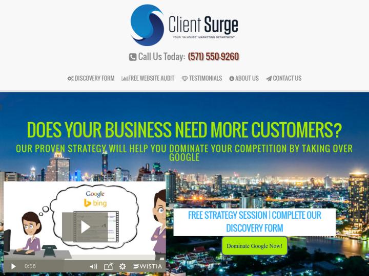Client Surge SEO