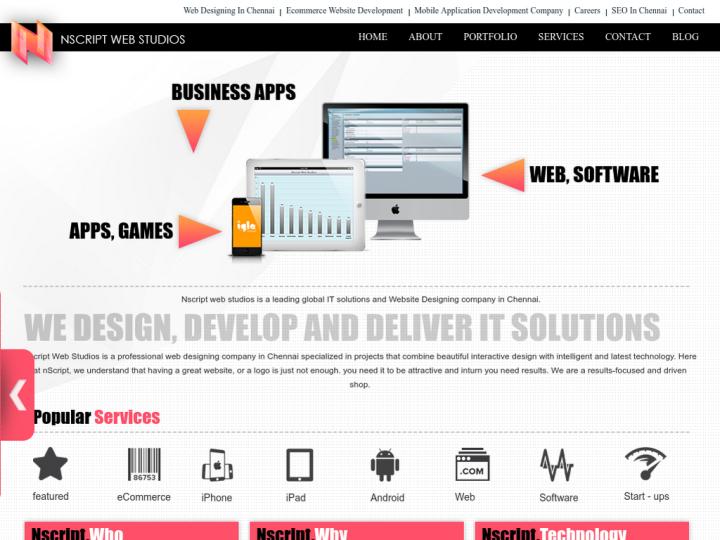 Nscript web studios