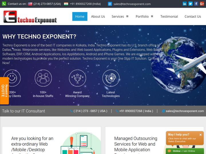 Techno Exponent