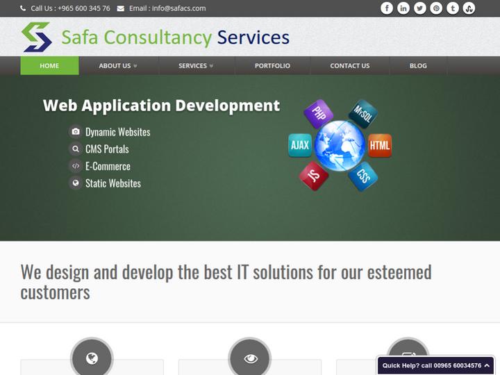 Safa Consultancy Services