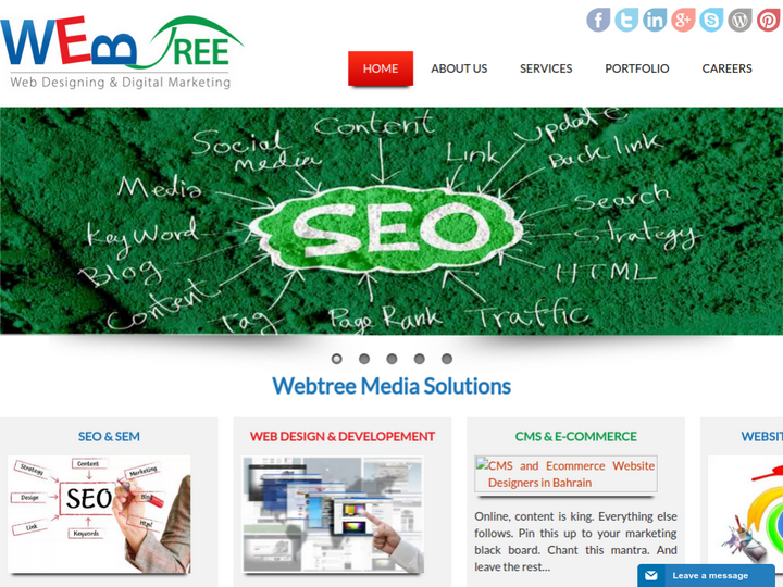 Webtree Media Solutions