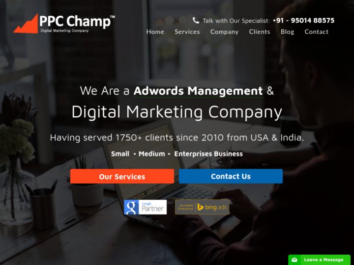 PPC Champ: Get Additional Information About PPC Champ - 10SEOS