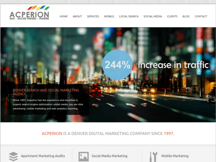 Acperion Synergy Marketing