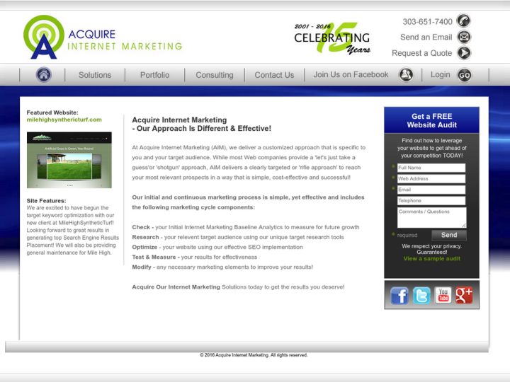 Acquire Internet Marketing